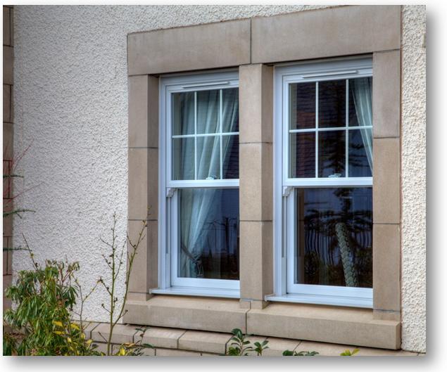 UPVC Sliding Sash Windows   Sash Windows   Windows Leeds